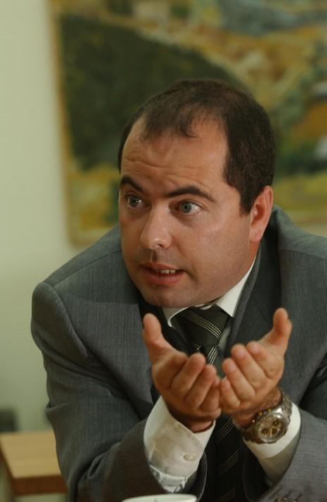 """עו""""ד רשף חן, היועץ המשפטי של עיריית חיפה (צילום: פלאש 90)"""