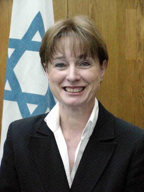 השופטת ענת ברון (צילום: דוברות בתי-המשפט)