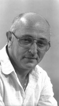 """מנכ""""ל רשות השידור אורי פורת, 1981 (צילום: יעקב סער, לע""""מ)"""