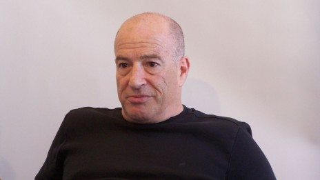 """דורון גלעזר, אפריל 2012 (צילום: """"העין השביעית"""")"""