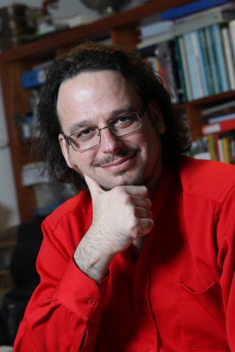 הבלשן פרופ' גלעד צוקרמן, 2011 (צילום: נתי שוחט)