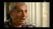"""בני שמואל, שהורשע באונס בתו ורד דורון, בכתבה של אילן לוקאץ' ב""""אולפן שישי"""" של חדשות ערוץ 2, 27.9.14"""