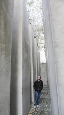 המוזיאון היהודי, ברלין (צילום: נתי שוחט)