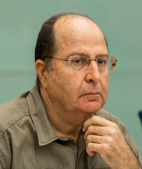 שר הביטחון משה (בוגי) יעלון (צילום: פלאש 90)