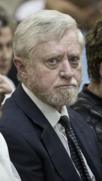 מבקר המדינה, השופט בדימוס יוסף שפירא (צילום: הדס פרוש)