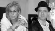"""מנכ""""ל הטלוויזיה החינוכית אלדד קובלנץ והמנכ""""לית הקודמת יפה ויגודסקי (צילומים: אורן שלו ו""""העין השביעית"""")"""
