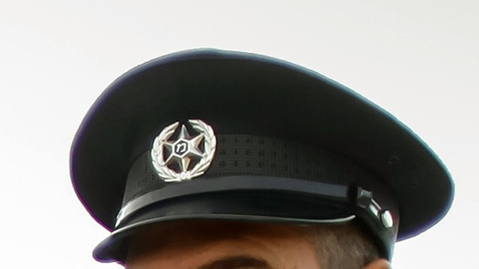 כובע שוטר (צילום: פלאש 90)