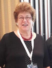 ליאורה מינקה בכנס אילת לעיתונות 2013 (צילום: אלי אלון)