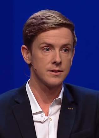 כריס יוז (צילום מסך: גרטנר וידיאו)
