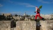 ירושלים, 22.12.14 (צילום: יונתן זינדל)