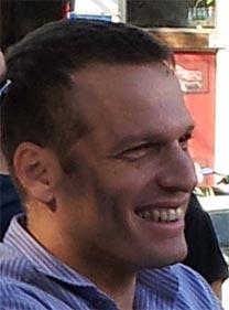 """אורי רוזן, העורך הראשי ומנהל אתר mako (צילום: """"העין השביעית"""")"""