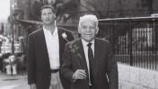 """ראש הממשלה לשעבר יצחק שמיר ז""""ל, 1992 (צילום: נתי שוחט)"""