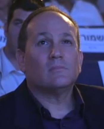 """עורך """"ידיעות אחרונות"""", רון ירון (צילום מסך מתוך שידורי ynet)"""