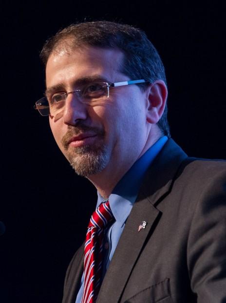 שגריר ארצות-הברית בישראל, דן שפירו (צילום: מרים אלסטר)