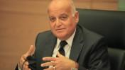 """יו""""ר ועדת הבחירות המרכזית לכנסת, השופט סלים ג'ובראן (צילום: יצחק הררי)"""