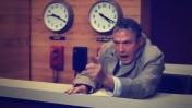 """פיטר פינץ' ב""""רשת שידור"""" (צילום מסך)"""