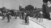 שבויים ערבים ברמלה, יולי 1948, צלם לא ידוע