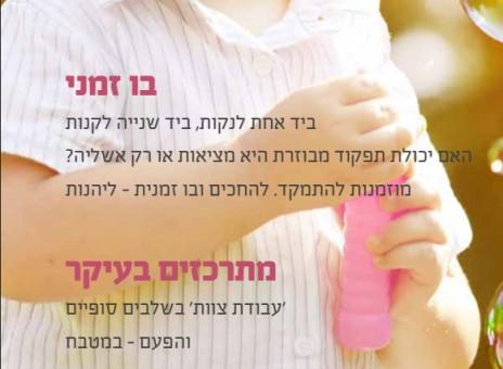 """הפניות על שער מוסף הנשים של עיתון הקנאים החרדי """"הפלס"""""""