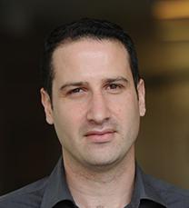 """ערן גוטדנקר, סמנכ""""ל השיווק והמכירות של """"וואלה"""" והאחראי על הדוברות (צילום: יחסי-ציבור """"וואלה"""")"""