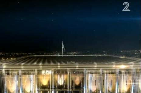 הכנסת כבית זכוכית, חדשות ערוץ 2 (צילום מסך)