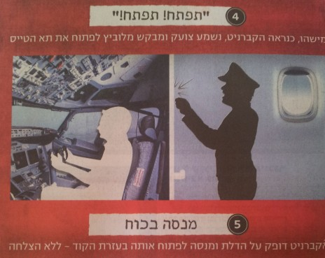 """מתוך המדריך המאויר של """"ידיעות אחרונות"""" לקורא המתעניין בממצאי הקופסה השחורה של טיסת ג'רמן-וינגס שהתרסקה בצרפת"""