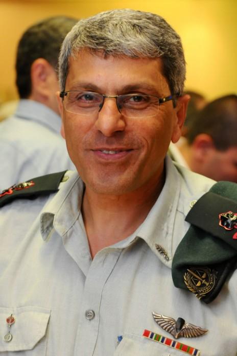 הפרקליט הצבאי הראשי דני עפרוני (צילום: יוסי זליגר)