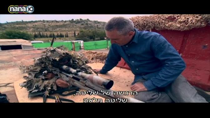 אלון בן-דוד ומסתערב, חדשות שישי של ערוץ 10, 24.4.15