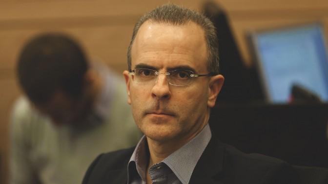 פרופ' דייוויד גילה, הממונה על ההגבלים העסקיים (צילום: פלאש 90)