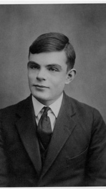 אלן טיורינג, 1927 (נחלת הכלל)