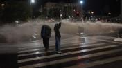 הפגנת יוצאי אתיופיה בתל-אביב, 3.5.15 (צילום: בן קלמר)