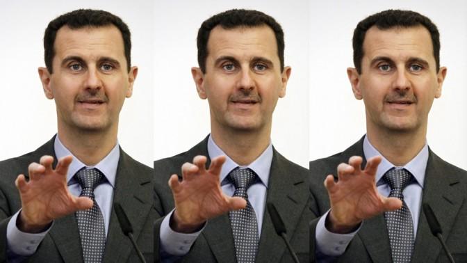 נשיא סוריה, בשאר אסד (צילום: ולנטינה פטרוב, שאטרסטוק)