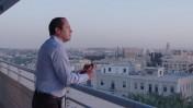 """ראש עיריית ירושלים, ניר ברקת (צילום מסך מתוך סרטון תדמית עירוני שהופק לרגל כנס """"ירושלים 2020"""")"""
