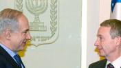 """ראש הממשלה בנימין נתניהו נפגש במשרד ראש הממשלה בירושלים עם מנכ""""ל נובל אנרג'י צ'רלס דוידזון, 10.4.13 (צילום: משה מילנר, לע""""מ)"""