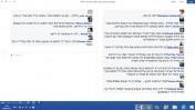תגובות נאצה שקיבל קלמן ליבסקינד בעקבות פרסום טור ביקורתי על התנהלות מערכת אכיפת החוק כלפי העדה הדרוזית בישראל