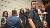 שרת התרבות מירי רגב בטקס פרסי התיאטרון, תל-אביב, 19.6.15 (צילום: פלאש 90)