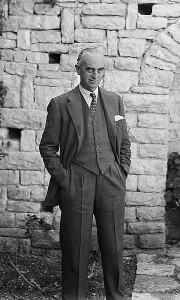 הרולד מקמייקל, הנציב העליון הבריטי החמישי שמונה על ארץ ישראל (נחלת הכלל)