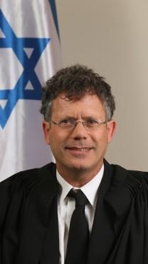 השופט יצחק עמית (צילום: דוברות בתי המשפט)