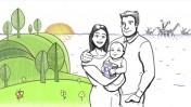 מתוך סרטון פרסומת של חברת נובל אנרג'י (צילום מסך)