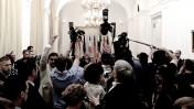 שיחות הגרעין בווינה, 13.7.15 (צילום: EEAS, רישיון cc-by-nc-2.0)