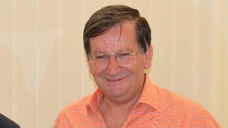 ראש עיריית נהריה ז'קי סבג (צילום: דוברות עיריית נהריה)