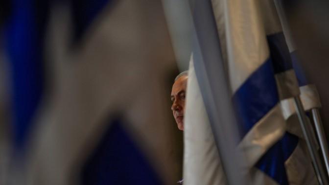 ראש ממשלת ישראל, בנימין נתניהו (צילום: נתי שוחט)