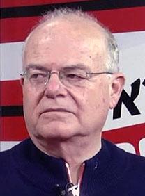 """אהרון לפידות, סגן העורך הראשי ומנהל מחלקת הניו-מדיה ב""""ישראל היום"""" (צילום מסך)"""