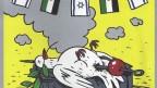 """שער """"שרוליק עבאדי"""", גיא מורד, מחווה ל""""שרלי הבדו"""", אוגוסט 2015"""