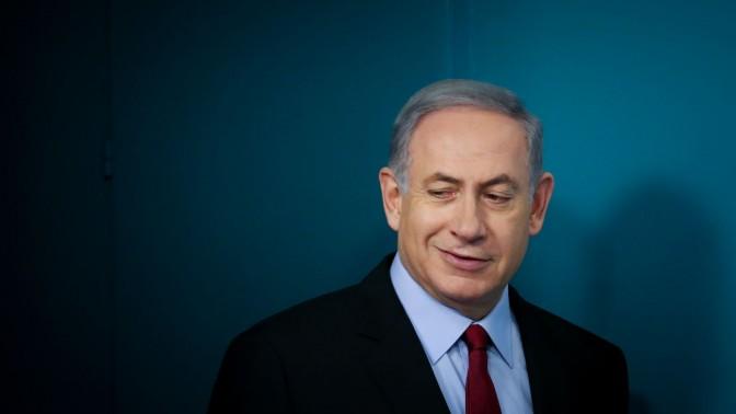 ראש ממשלת ישראל, בנימין נתניהו, 13.8.15 (צילום: הדס פרוש)