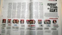 """""""העסקה מעוררת דאגה"""", כתבה על רכישת דנקנר את """"מעריב"""", """"דה מרקר"""", 25.3.2011"""