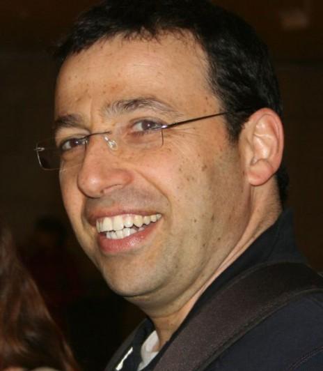 """רביב דרוקר, 29.12.13 (צילום: """"העין השביעית"""")"""