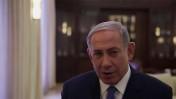 ראש ממשלת ישראל בנימין נתניהו מסביר כי הוא אינו נכנע לפופוליזם, מיד לאחר שדחה את ההצבעה על הוצאתו לפועל של מתווה הגז שהוא מקדם, 7.9.15 (צילום מסך)