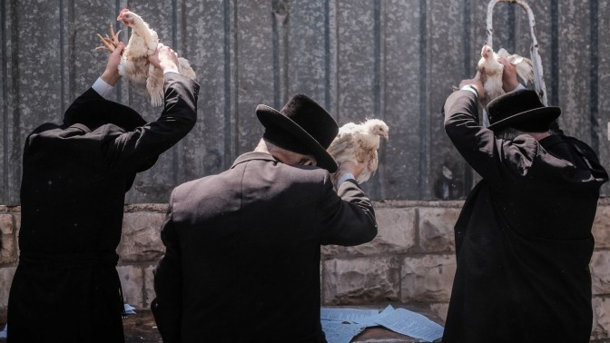 ירושלים, מאה-שערים, 20.9.15 (צילום: יניב נדב)