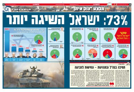 """""""ישראל היום"""", 22.7.14"""