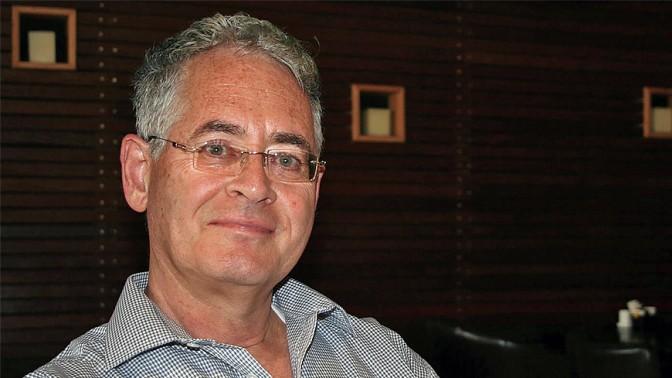 """משה רונן, עיתונאי """"ידיעות אחרונות"""", ספטמבר 2015 (צילום: אורן פרסיקו)"""